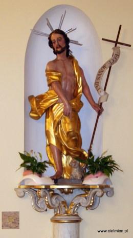 figura św. Jana Chrzciciela