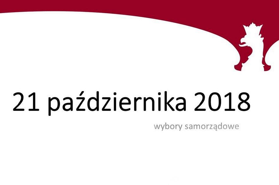 Wybory do samorządu 21.10