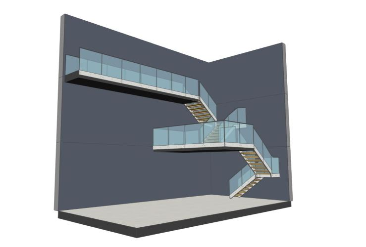 CIELO Stairs configurator demonstration
