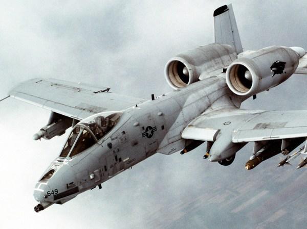 Fairchild Republic A10 Thunderbolt II Cielotech Online