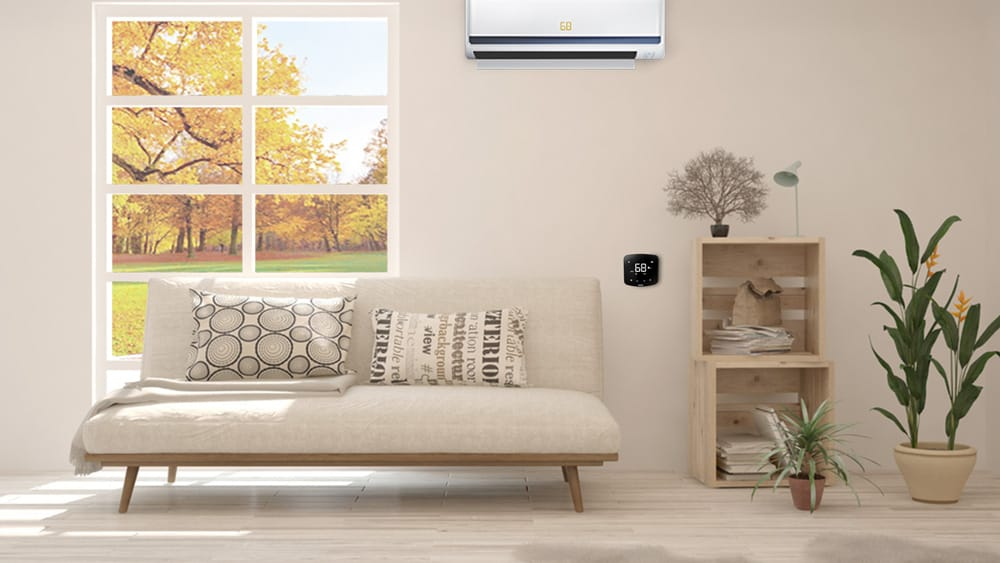 All about ductless mini-split heat pumps.