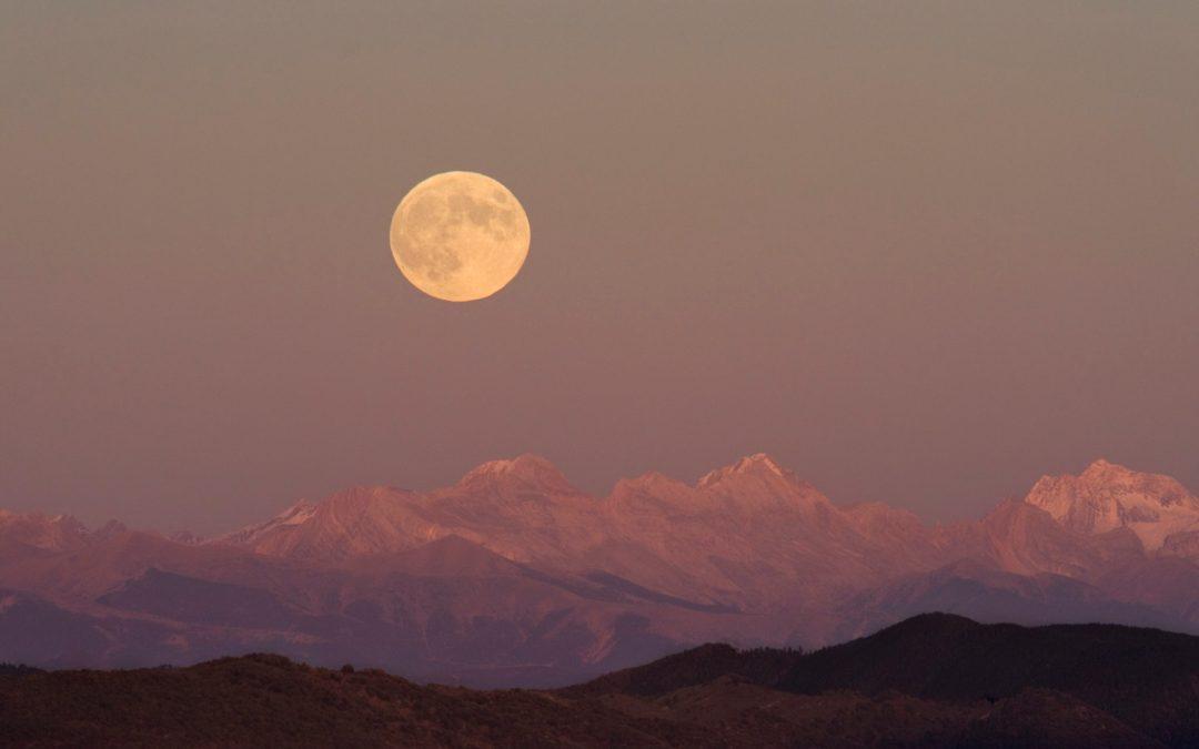 Superluna del 14 de noviembre