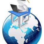 El crecimiento de la educación virtual se refleja más