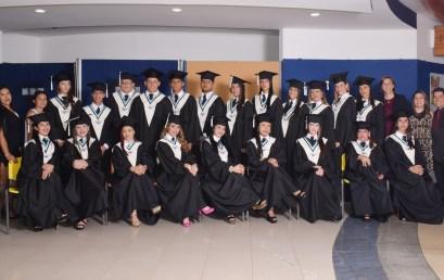 Ceremonia de Graduación Primer Semestre 2017