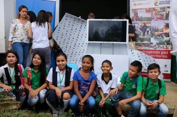Nómada: un proyecto de tecnología para la educación y la paz