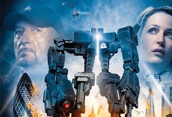 Sob o domínio dos robôs - Filme