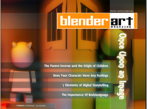 Revista Blender Art 30
