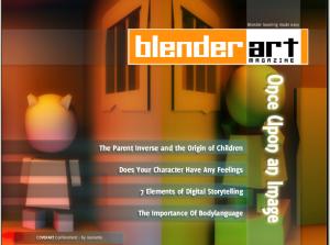 Revista Blender Art 30