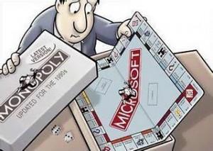Monopolio Microsoft