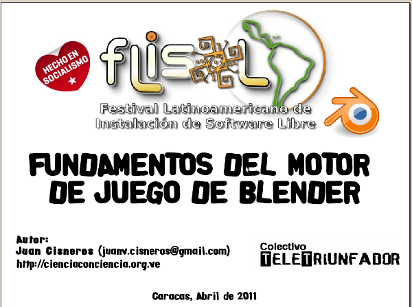 Flisol 2011 - Tiuna El Fuerte