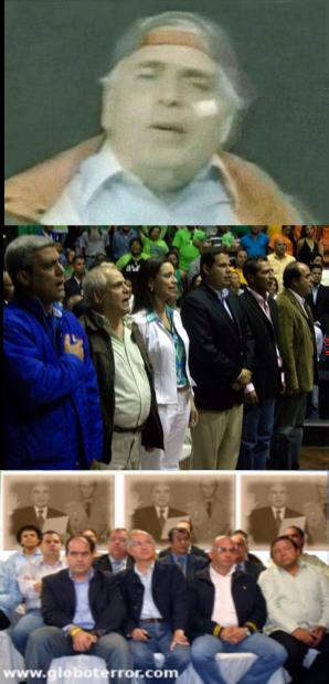 Personajes Golpe de Estado 11 Abril 2002 - Enrique Mendoza