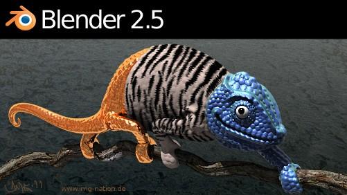 Blender 2.5 Estable