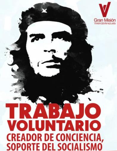 Trabajo Voluntario Che Guevara