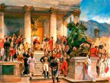 Obra Arturo Michelena - El Panteón de los Héroes