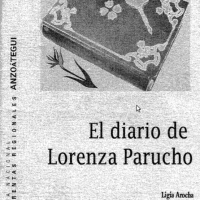 Novela El diario de Lorenza Parucho por Ligia Arocha