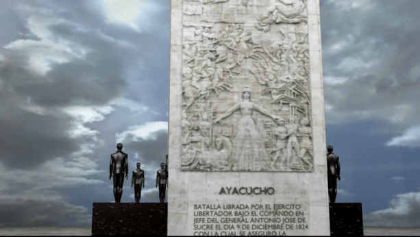"""Monumento """"La Nación a sus Próceres"""" - Paseo Los Próceres - Caracas - Venezuela"""