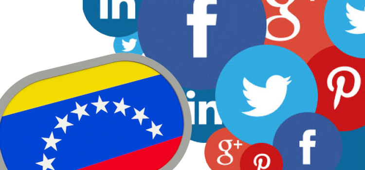 redes sociales venezuela