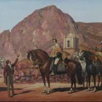 27 de mayo de 1819: Simón Bolívar emprende marcha hacia el paso de Los Andes