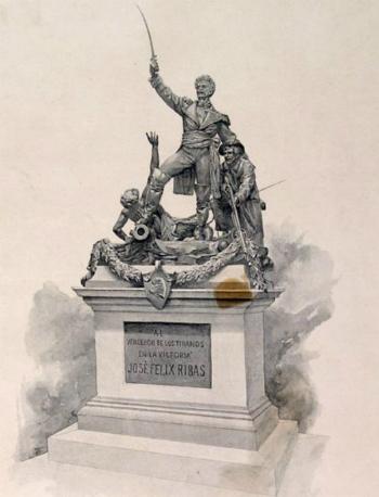 Jose-Felix-Ribas-Monumento