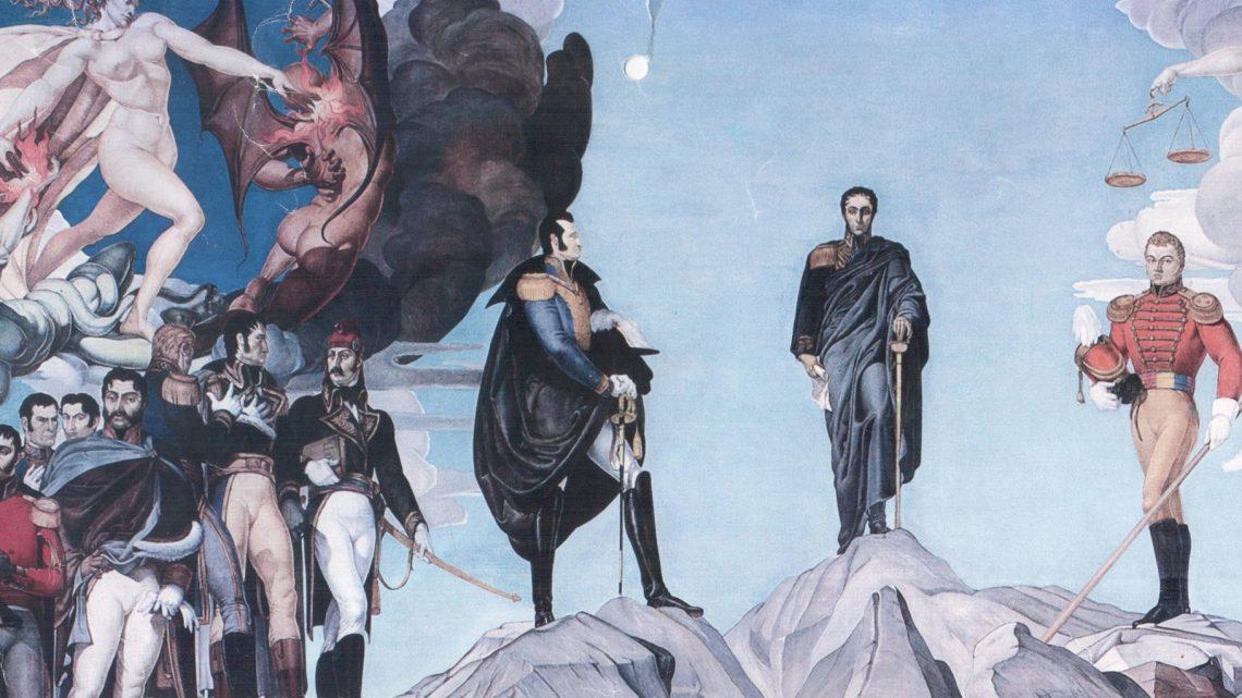 Pintor Pedro Centeno Vallenilla – Gran Muralista Venezolano