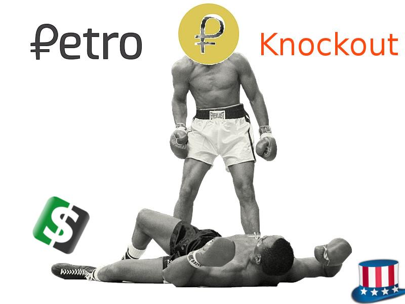La criptomoneda Petro sustituirá la red bancaria tradicional