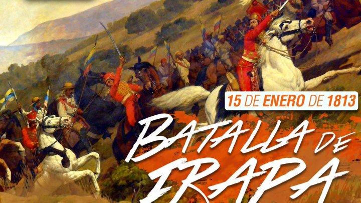 15 de enero de 1813 patriotas venezolanos triunfan en la Batalla de Irapa