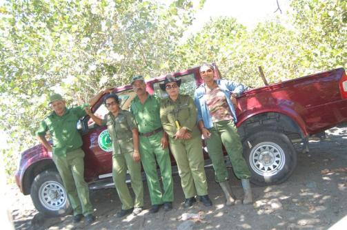 ciencia de cuba_ciencia cubana_manglares de cuba_santiago de cuba_III Taller Regional de Formación de Capacidades para el Manejo Costero (13)