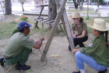 ciencia de cuba_ciencia cubana_pioneros exploradores y cuidado del medio ambiente (2)