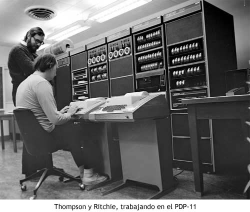 Origen de los sistemas operativos 2 (5/5)