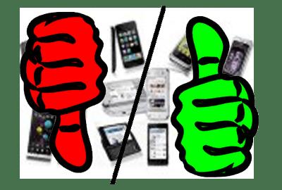 Comparación de sistemas operativos móviles (1/6)