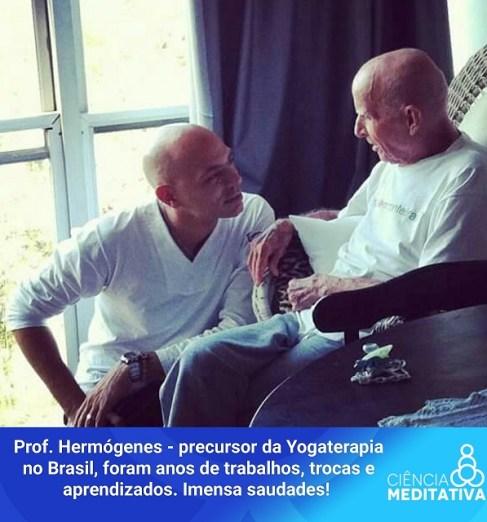 Vitor Hermogenes Ciencia Meditativa 2 - Como ser um grande professor de Yoga nos dias de hoje