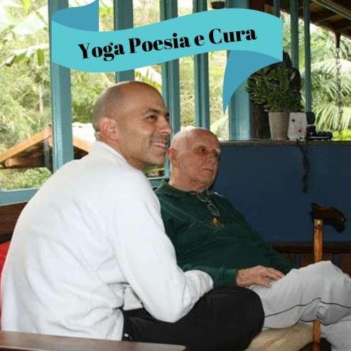 Yoga Poesia e Cura - A História do Professor de Yoga Milionário em Gratidão
