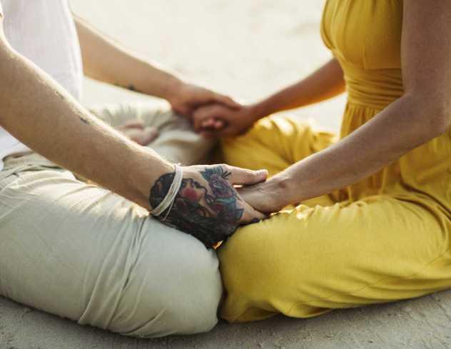 couple - 3 tipos de meditação para melhorar os relacionamentos