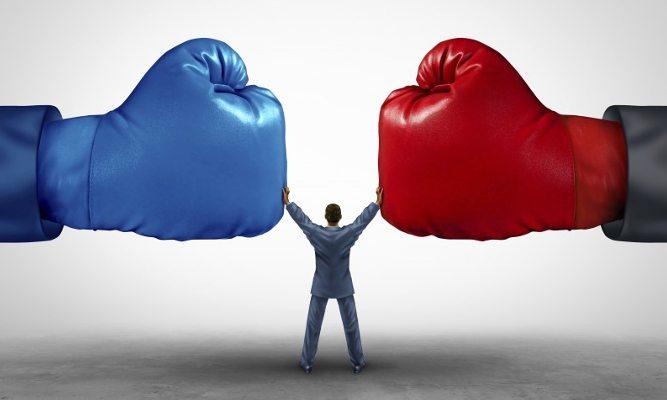 resolucao de conflito - Resolução de Conflitos