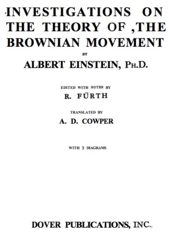 EinsteinBrown