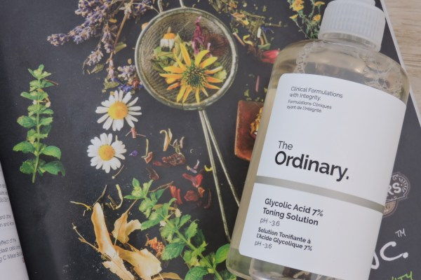 Tónico 7% Ácido glicólico | The Ordinary