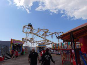 nadwodny rollercoaster
