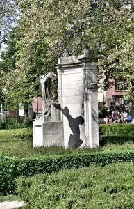 Bruksela - Ambiorixsquare