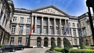 Budynek Parlamentu Federalnego Belgii