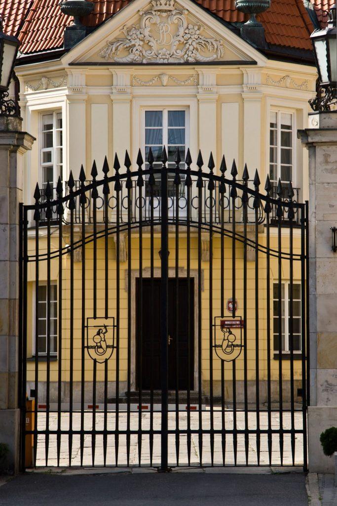 Syrenka Warszawska: Pałac Blanka