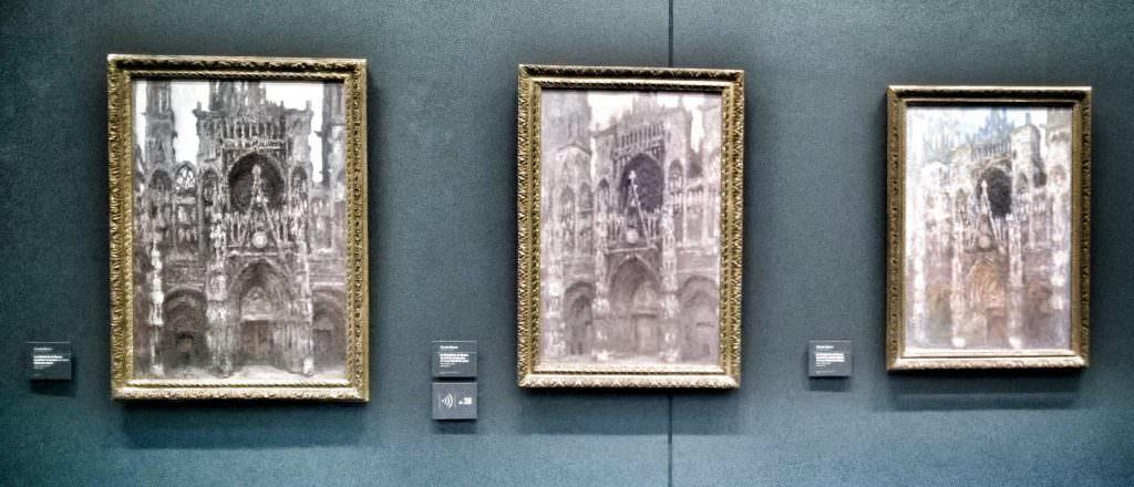 Monet i jego wersja Katedry Notre Dame