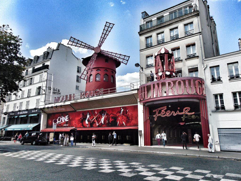 Moulin Rouge w całej okazałości