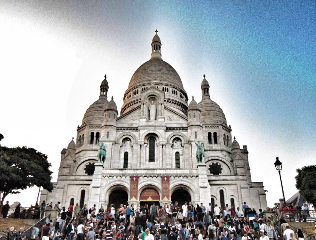 Nie myślcie, że będziecie jedynymi turystami chcącymi zobaczyć bazylikę!