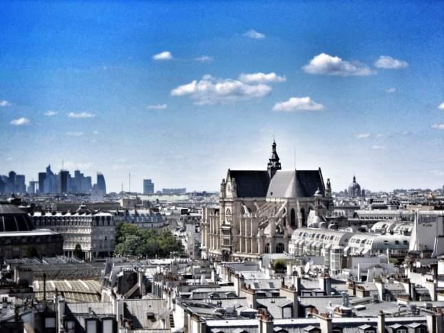 Panorama miejska