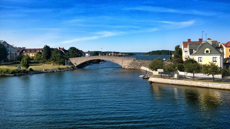 Karlskrona - Miasto na wyspach