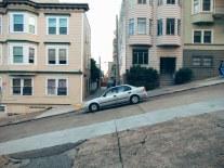 Ten samochód był zaparkowany