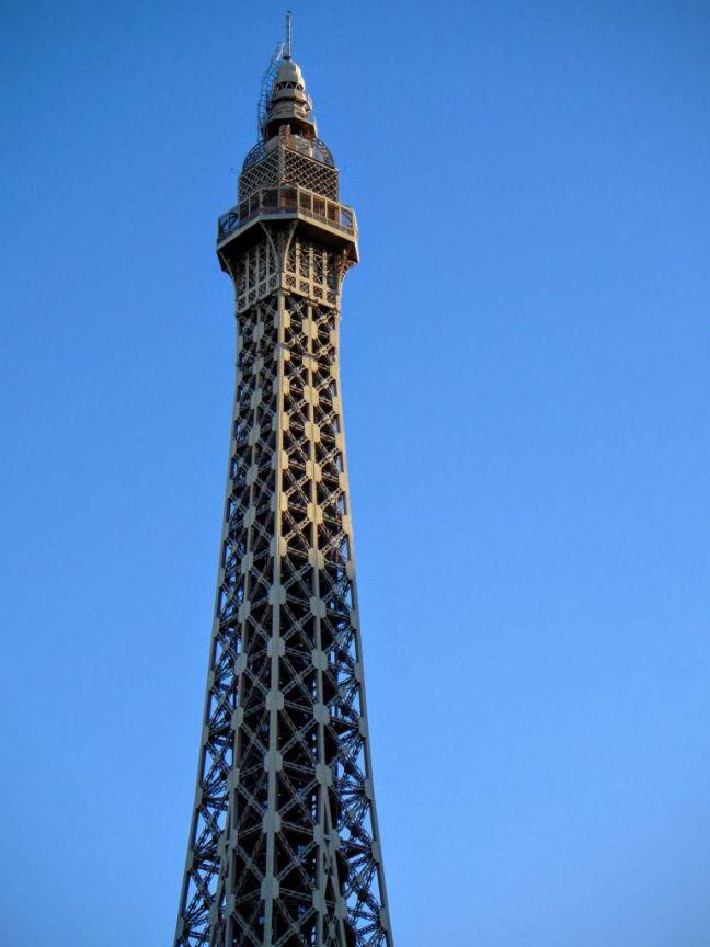 Wieża Eiffela w Las Vegas