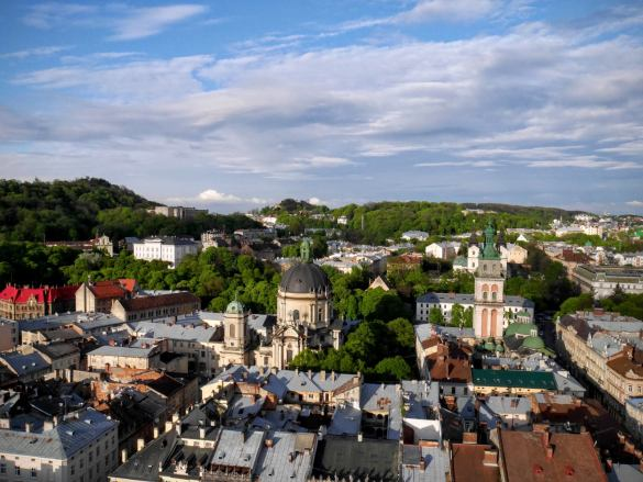 Lwowska panorama