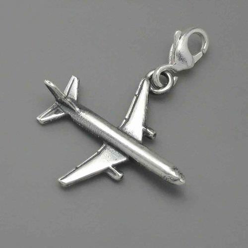 Charms, który jest samolotem? Może okazać sie super pomysłem na prezent dla kobiety-podróżniczki