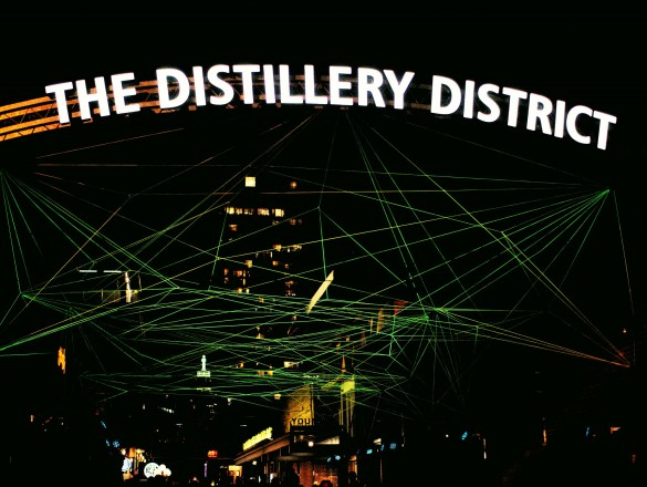 Distillery District welcome to!